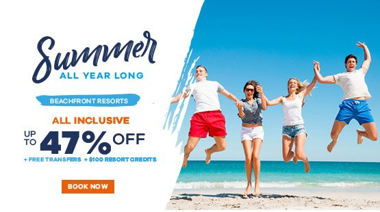 Summer Vacations Offer