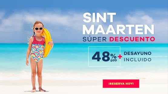 Oferta de Vacaciones a St. Maarten