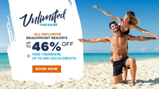 Enjoy a Cancun Special Discount plus Resort Credits