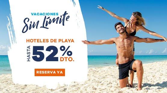 Vacaciones sin Límite en Cancún