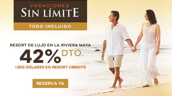 Vacaciones sin Límite: Riviera Maya