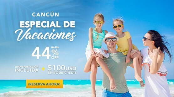 Vacaciones a Cancún