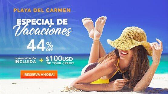Vacaciones en Playa del Carmen