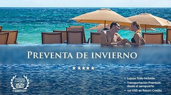 Vacaciones de Invierno Riviera Maya