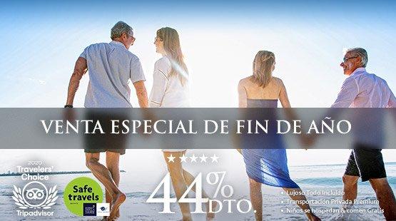 Gran Oferta Especial de Fin de Año 2019 Riviera Maya