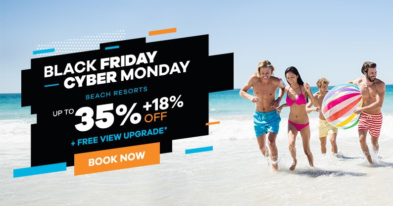 Cancun Black Friday
