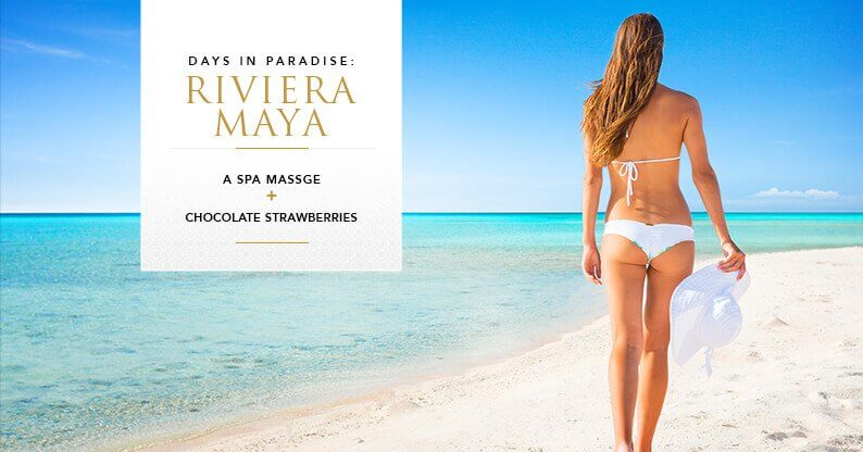 Riviera Maya Special Vacation Offer
