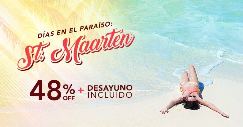 Especial de Vacaciones en Sint Maarten