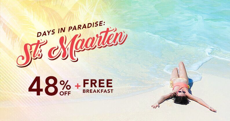 Sint Maarten Special Vacation Offer