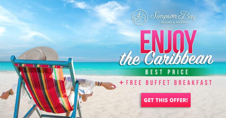 Enjoy the Caribbean in St Maarten