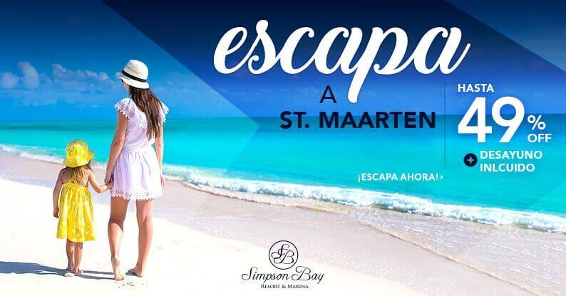 Oferta para Vacaciones a St. Maarten