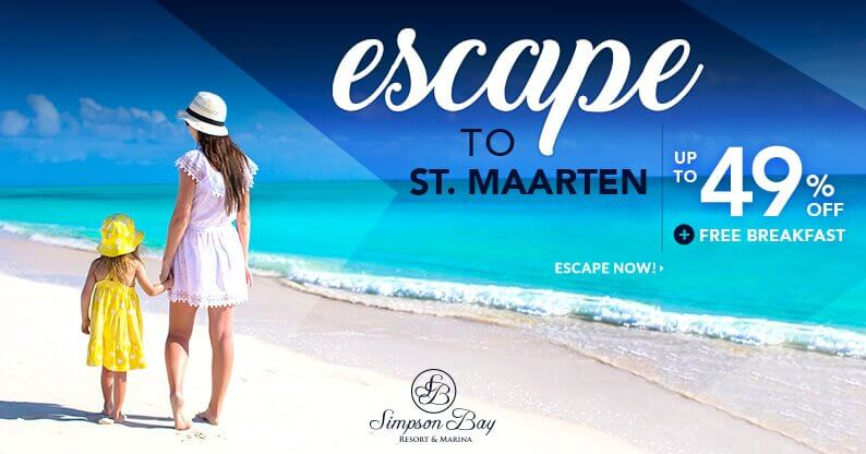 St Maarten Vacations Offer