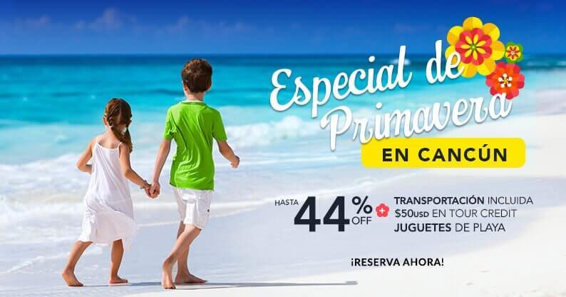 Primavera en Cancún