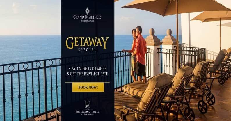 Luxury Getaway Special