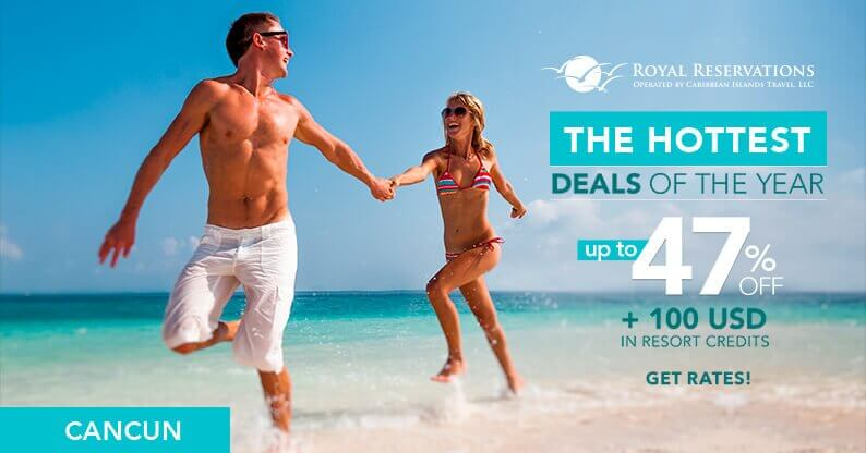 Hottest Deal Cancun Vacation