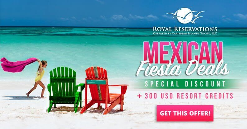 Mexican Fiesta Deals Cancun