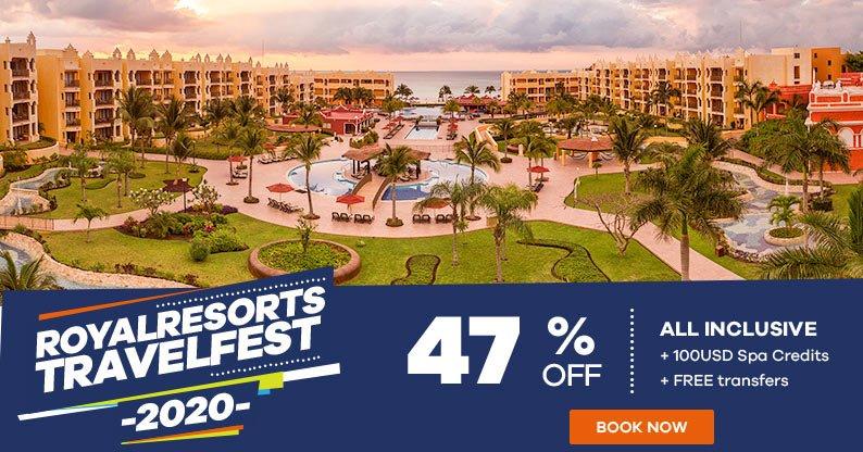 The Royal Haciendas Beachfront Resort