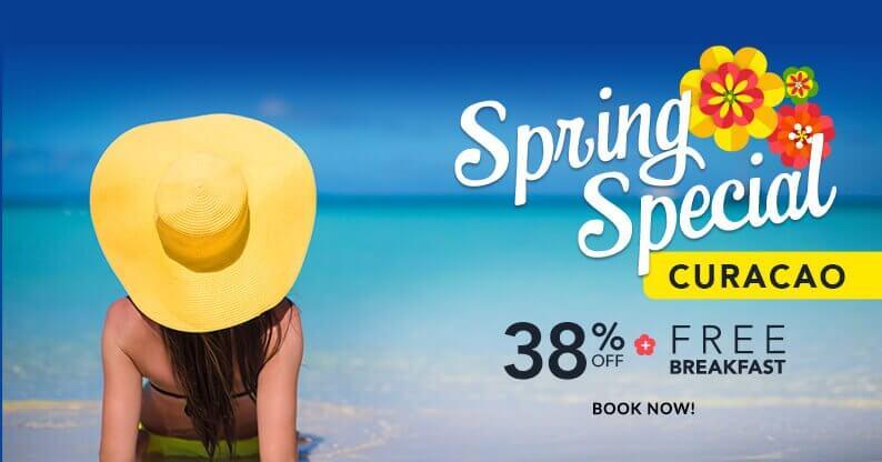 Spring Vacation Curacao