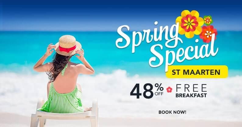 Spring Vacation St Maarten