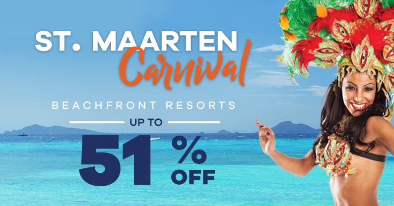 St. Maarten Carnival Offer