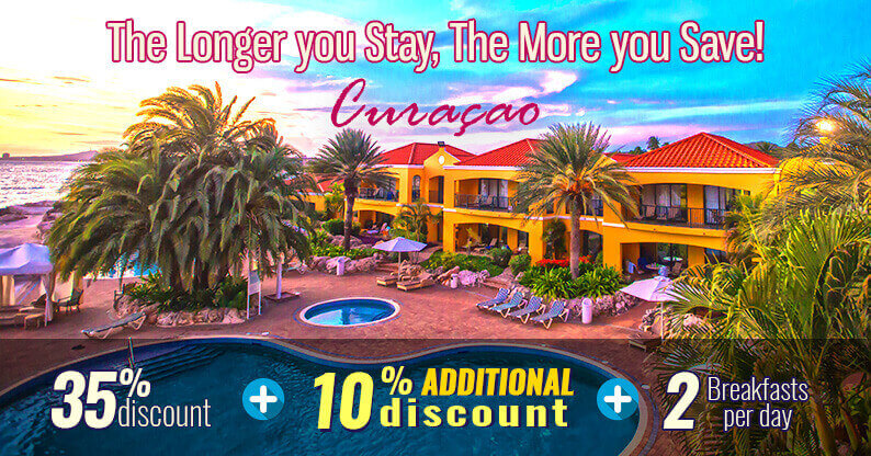 Stay Longer Special in Curacao