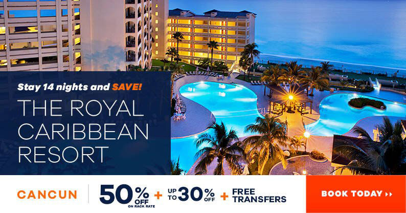 The Royal Caribbean Resort Offer for long stays