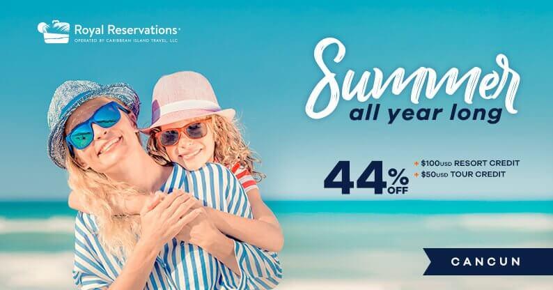 summer special cancun
