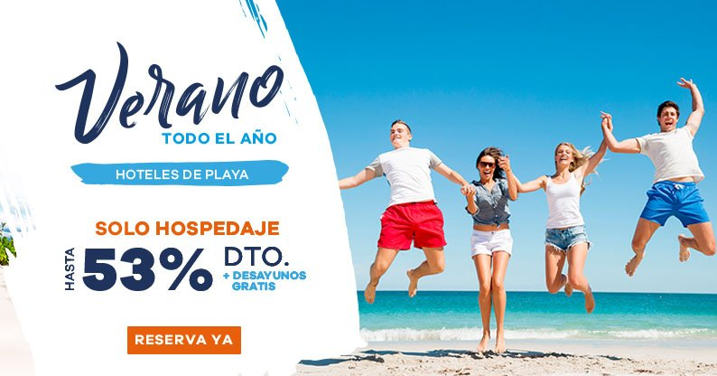 Oferta de Verano para Vacaciones en Cancún