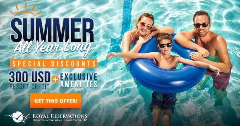 Summer All Year Long Cancun