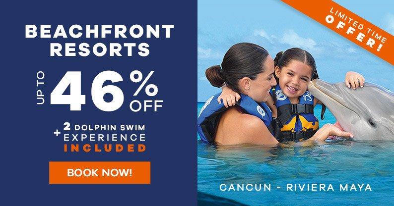 Dolphin Swim Experience Tour