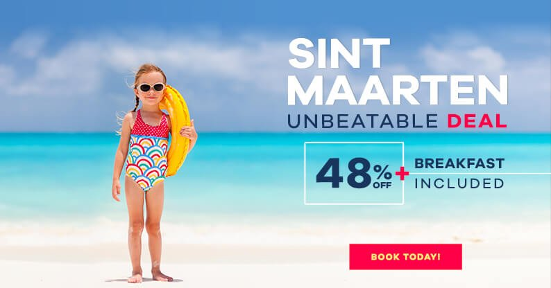 St. Maarten Vacation Special Offer