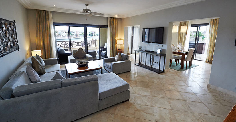 Alsol Luxury Village Cap Cana 3 Bedroom Suite ... Ancora Punta Cana Private Residence Yacht Club