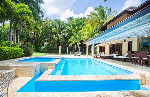 Villa Garden de 3 Habitaciones