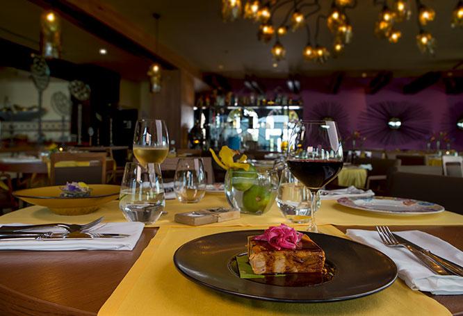Flor de Canela Restaurant