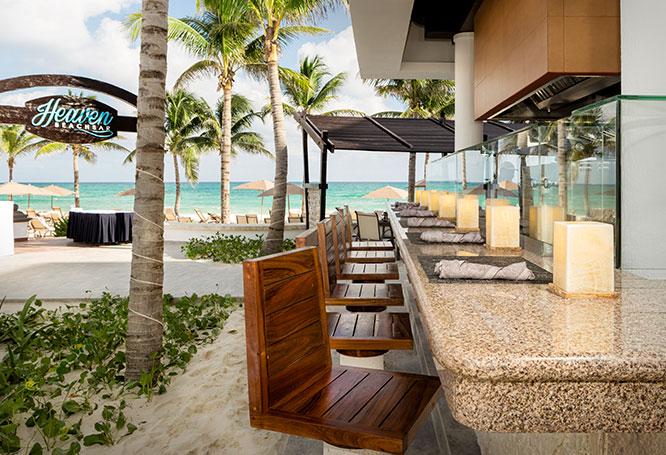 Heaven Beach Bar & Grill
