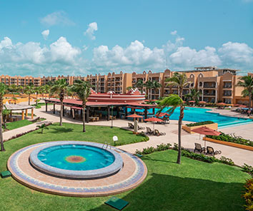 THE ROYAL HACIENDAS ALL SUITES RESORTS & SPA by Royal Resorts