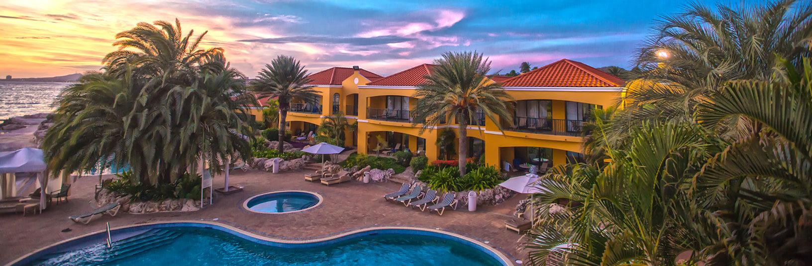 The Royal Sea Aquarium Resort in Curacao | Royal Reservations