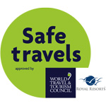 Safe Travels Cetificate