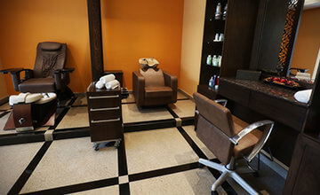 Riviera Maya Resort with Beauty Salon