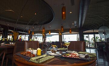 International all inclusive restaurant in Riviera Maya Resort