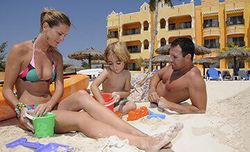 family activities in all inclusive Playa del Carmen Resort