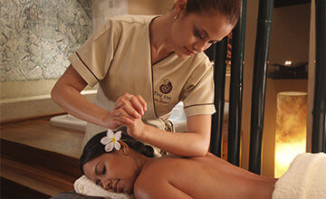 spa massages in Playa del Carmen Resort