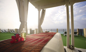 spa massages in Cancun Resort