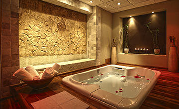 spa in The Royal Sands Cancun Resort