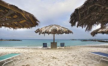 beachfront resort in St Maarten
