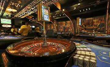 Resort with casino in St Maarten