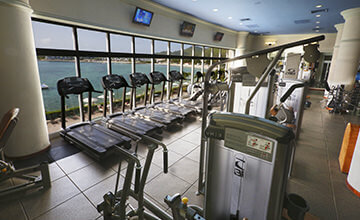 fitness center to workout in St Maarten