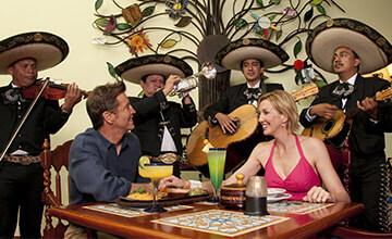 Hacienda Sisal, all inclusive Mexican Restaurant in Cancun
