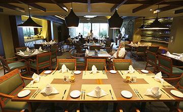Italian Trattoria all inclusive restaurant in The Royal Cancun