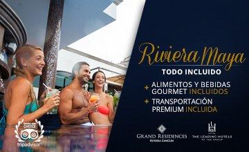 Oferta todo incluido en Riviera Maya